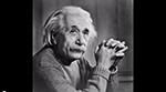 Screenshot vom Peacefood Video Berühmte Persönlichkeiten - Albert Einstein - Vegetarier